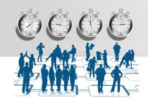 El registro de las jornadas laborales en los servicios de atención a domicilio