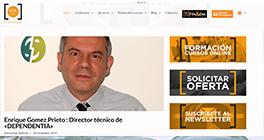 Risk XXI entrevista el director tècnic de Dependentia