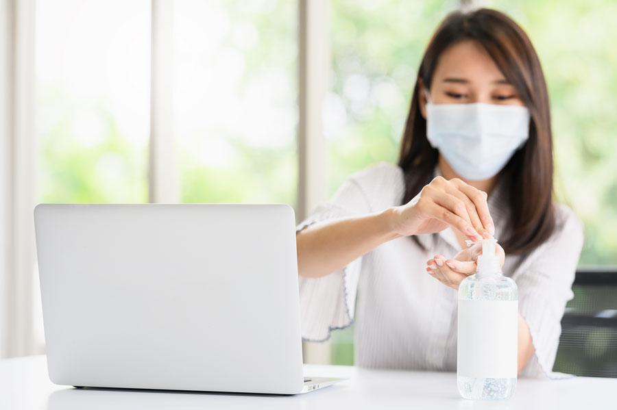 La seguridad y la salud en el trabajo en tiempos de pandemia