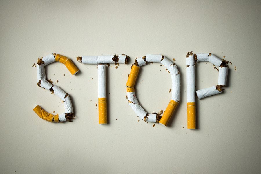 10 trucs per deixar de fumar