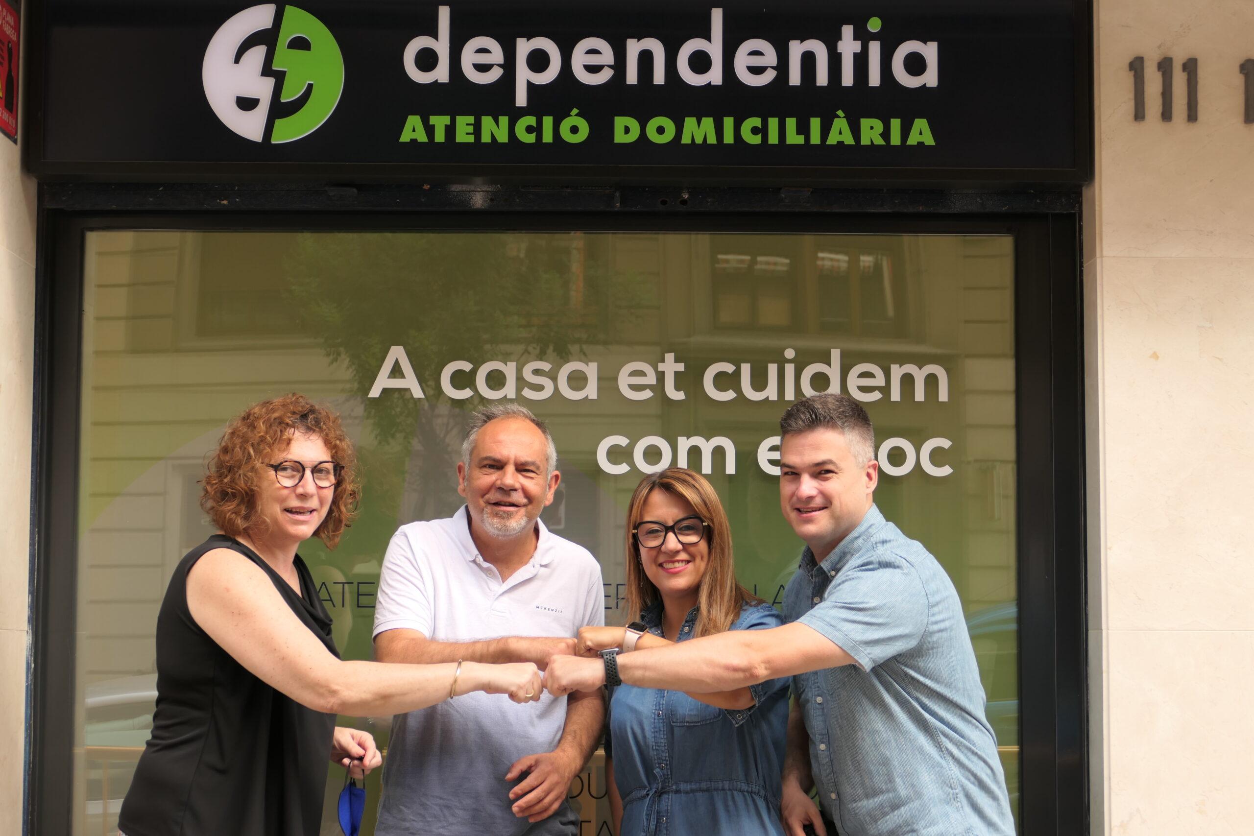 Estrenem oficina de Dependentia a l'Hospitalet de Llobregat